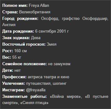 Фрея Аллан